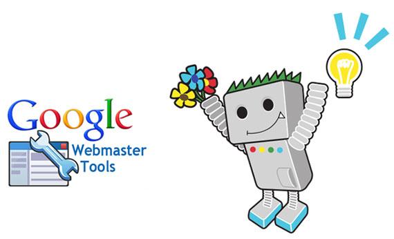 گوگل وبمسترتولز